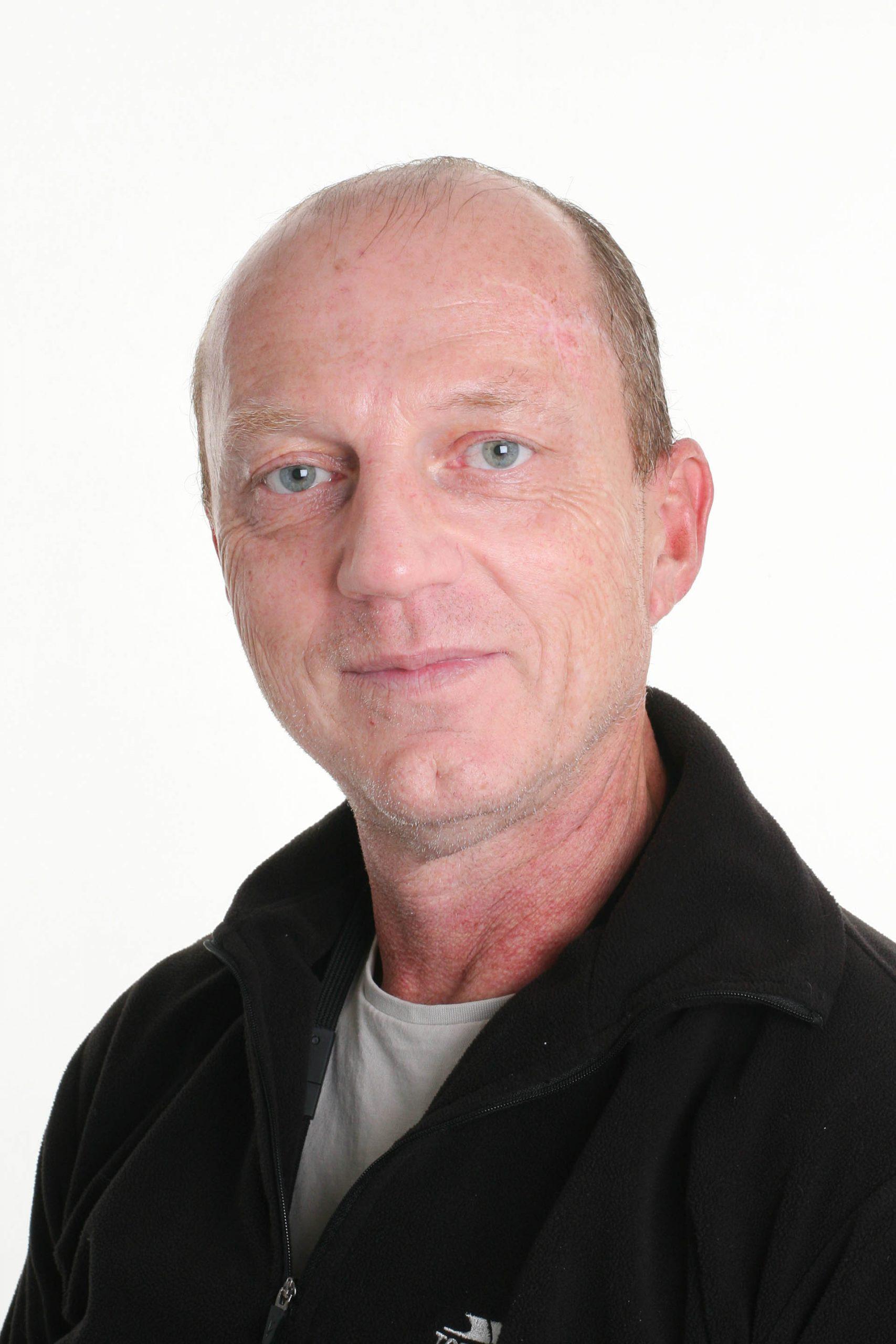 Dave Nicholls : Premises Assistant