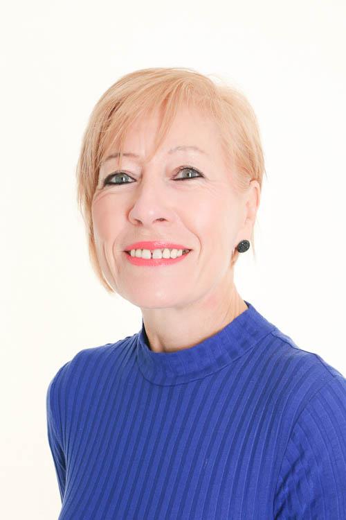 Julie Moxey : Year 3 TA